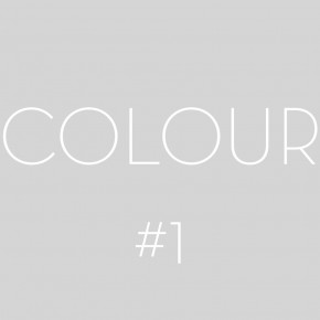 COLOUR INSPIRATIONS #1